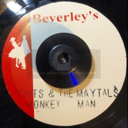 "Beverleys Records-7""-Monkey..."
