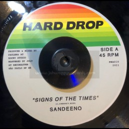 """Hard Drop-7""""-Signs Of The..."""
