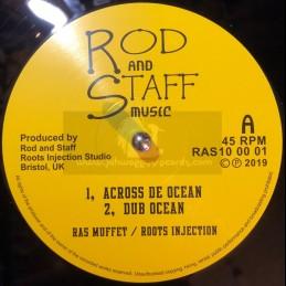 "Rod & Staff-10""-Across The..."