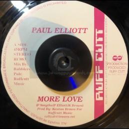 """Ruff Cutt-7""""-More Love /..."""