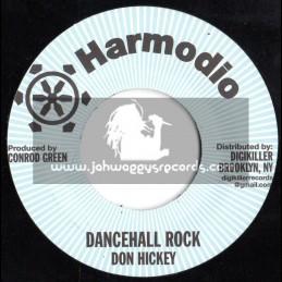 "Harmodio-7""-Dancehall Rock / Don Hickey (DigiKiller)"
