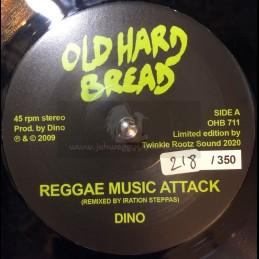 "Old Hard Bread-7""-Reggae..."