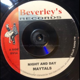 "Beverley's Records-7""-Night..."