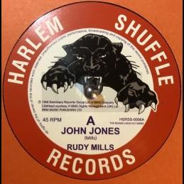 Harlem Shuffle...