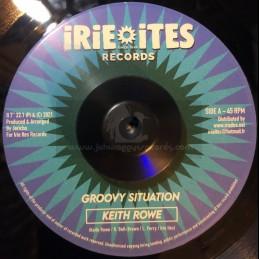 """Irie Ites Records-7""""-Groovy..."""