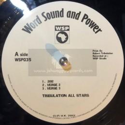 """Word Sound & Power-12""""-2012..."""