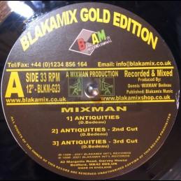 Blakamix Gold...