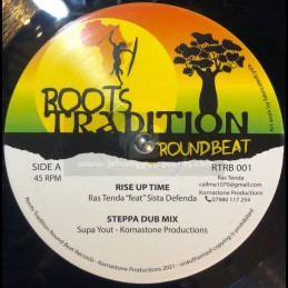 """Roots Tradition-10""""-Rise Up..."""