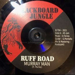 "Blackboard Jungle-7""-Ruff..."