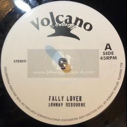 """Volcano-10""""-Fally Lover /..."""