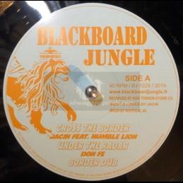 """Blackboard Jungle-12""""-Cross..."""