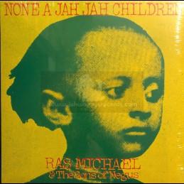 Greensleeves-Lp-None A Jah...
