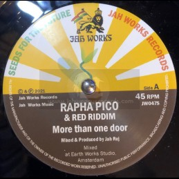"""Jah Works Records-7""""-More..."""