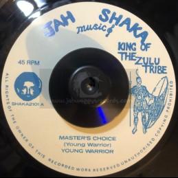 "Jah Shaka Music-7""-Master's..."