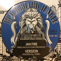 "Blackboard Jungle-12""-Jah..."