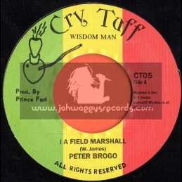 "Cry Tuff-7""-I A Field Marshall ~ Peter Broggs"