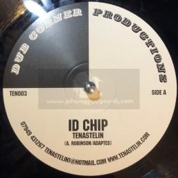 """Dub Corner-10""""-ID Chip +..."""