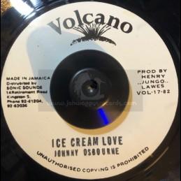 """Volcano-7""""-Ice Cream Love /..."""