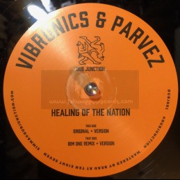 "Dub Junction-12""-Healing Of..."