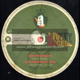 "Livity Access-10""-Mixite / Original Mad Mc + Jah Prophecy / Mighty Howard"