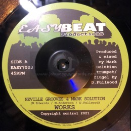 """Easy Beat Records-7""""-Works..."""