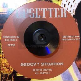 """Upsetter-7""""-Groovy..."""