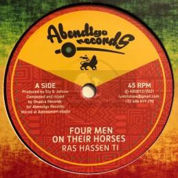 """Abendigo Records-7""""-Four..."""