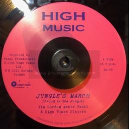 "High Music-7""-Jungle's..."
