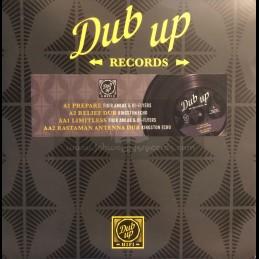 """Dub Up Records-10""""-Prepare..."""