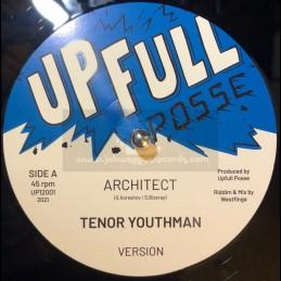 "Upfull Posse-12""-Architect..."