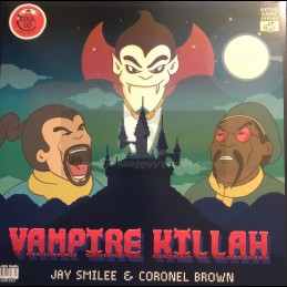 """Cool Up Records-12""""-Vampire..."""