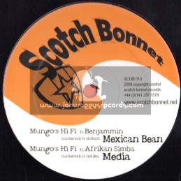 "Scotch Bonnet-12""-Feat~Benjamin~African Simba & Murry Man"