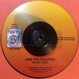"Harry J Records-7""-Jam The..."