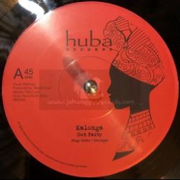 """Huba Records-7""""-Dub Party /..."""