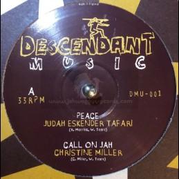 """Descendant Music-10""""-Peace..."""