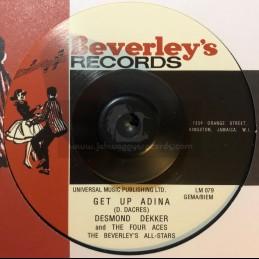 """Beverley's Records-7""""-GET..."""