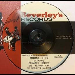 """Beverley's Records-7""""-MOUNT..."""