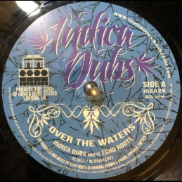 """Indica Dubs-7""""-Over The..."""