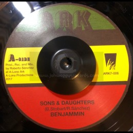"""Ark-7""""-Sons And Daughters /..."""