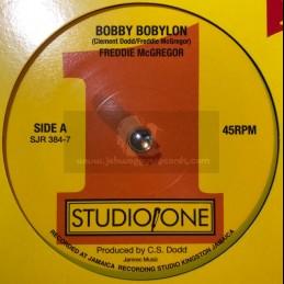 """Studio One-7""""-Bobby Babylon..."""