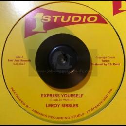 "Studio 1-7""-Express..."