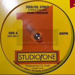 "Studio One-7""-Soulful Strut..."