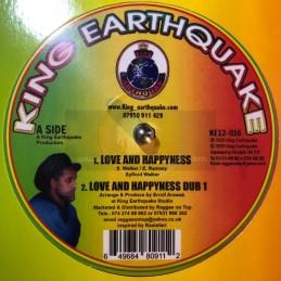 "King Earthquake-12""-Love..."
