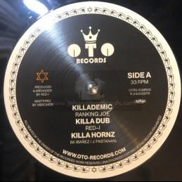 "OTO Records-12""-Killademic..."