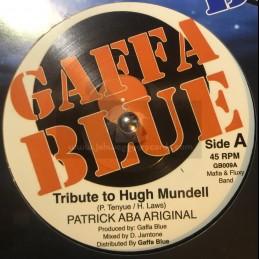 "Gaffa Blue-7""-Tribute To..."