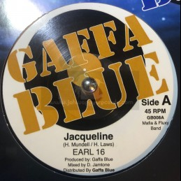 "Gaffa Blue-7""-Jacquelin /..."