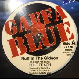 """Gaffa Blue-7""""-Ruff In The..."""