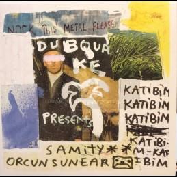 """Dubquake Records-7""""-Katibim..."""
