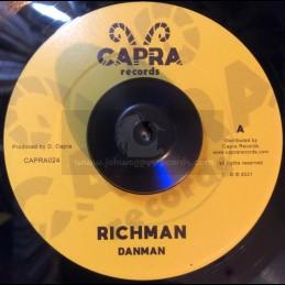 "Capra Records-7""-Richman /..."