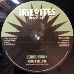 """Irie Ites Records-7""""-Mood..."""
